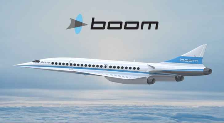 You'll be able to fly from Dubai to London in half the time it takes you now. (Boomsupersonic.com)