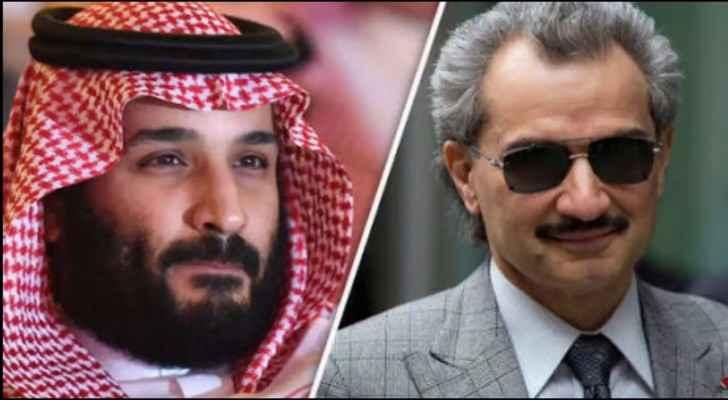 Prince Mohammed Bin Salman / Prince Alwaleed Bin Talal (OSM News)