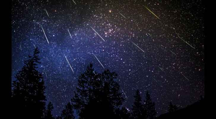 You will be able to see the bright meteors with your naked eyes. (AZ Family)