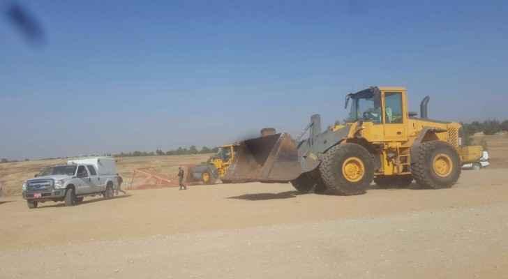 Israeli forces broke out Al Araqeeb village in Naqab desert