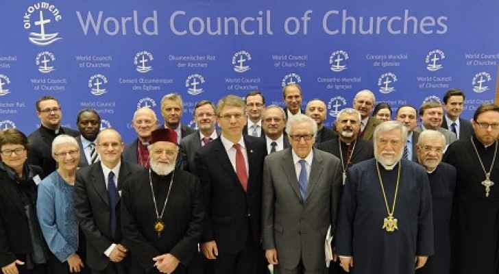 The World Council of Churches will meet in Amman. (Wikimedia Commons)