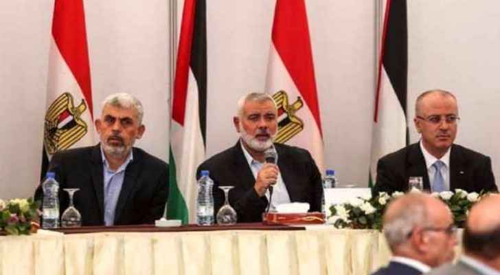 Palestinian factions to meet in Cairo on Tuesday