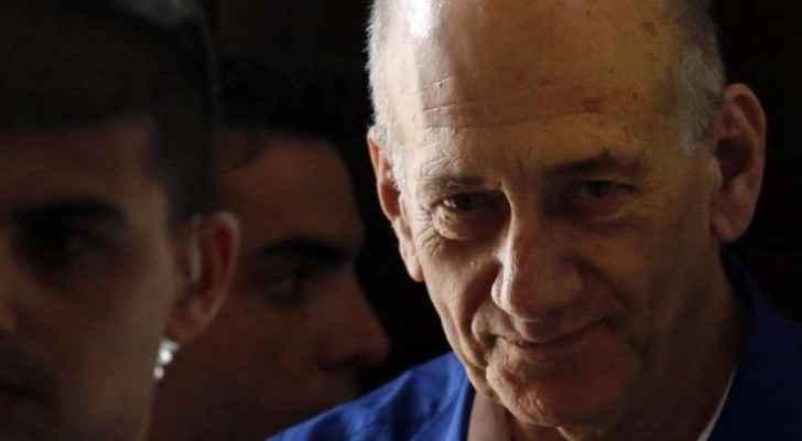 Former Israeli Prime Minister Ehud Olmert accused of sexual assault. (TheJerusalemPost)