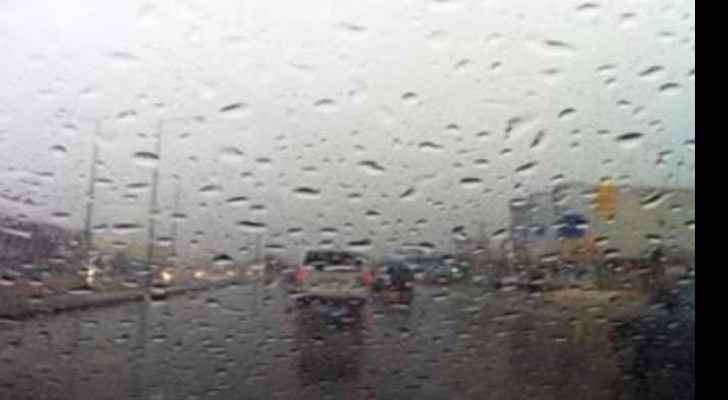Northern parts of the Kingdom will witness most of the rainfall