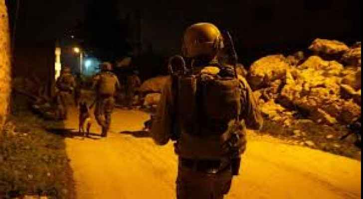 Predawn raids are daily occurrences (The Times of Israel)