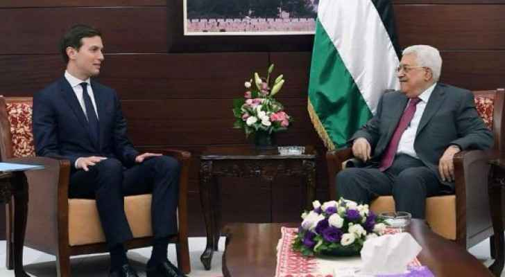 Jared Kushner, is in charge of the Israeli-Palestinian peace deal