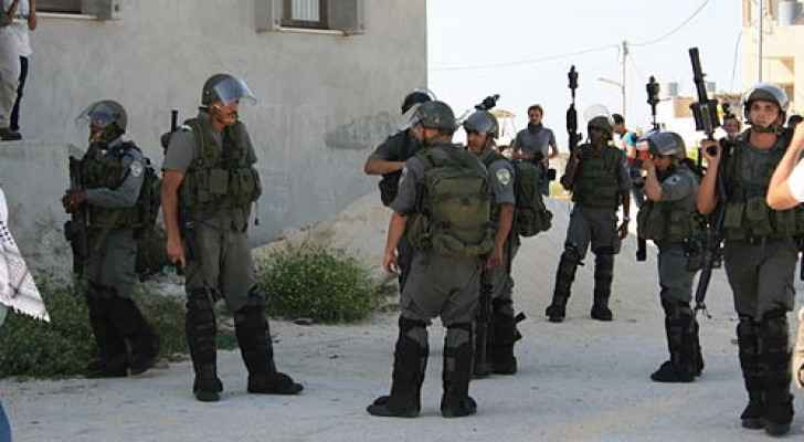 Nine Palestinians were arrested. (Wikimedia Commons)