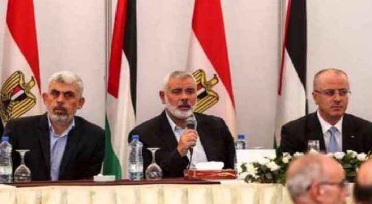 The Palestinian factions were meeting in Cairo for two days.