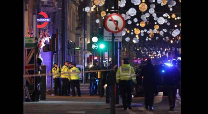 Police say they are responding 'as if the incident is terror-related.' (The Independent)