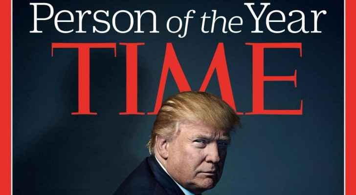 Trump was chosen by TIME Magazine in 2016 as the 'Person of the Year'.