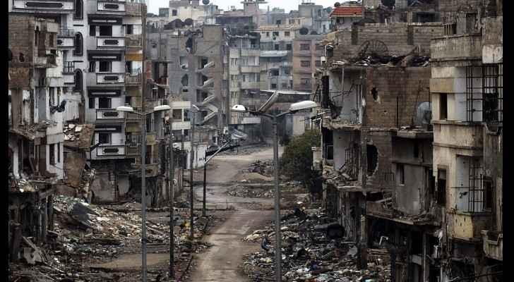 The war started in 2011 as peaceful uprising against Bashar Al Assad's regime.