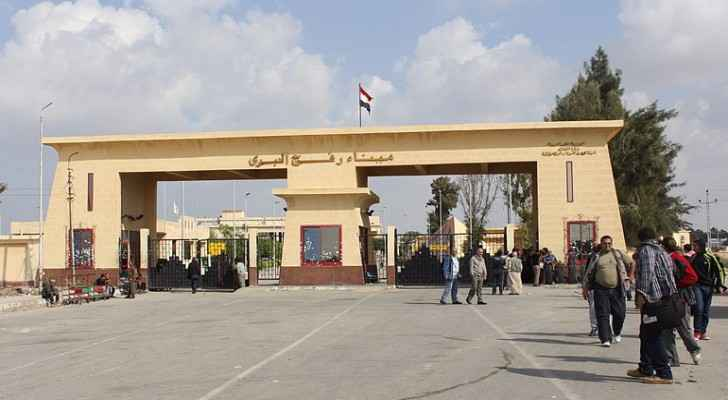 Egypt's Rafah crossing to Gaza has been closed following a Sinai attack. (Wikimedia Commons)