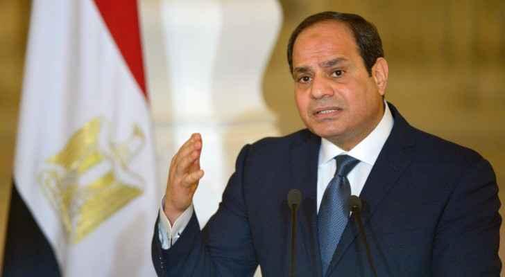 Abdel Fattah al-Sisi is the 6th president of Egypt (Wall Street Journal)