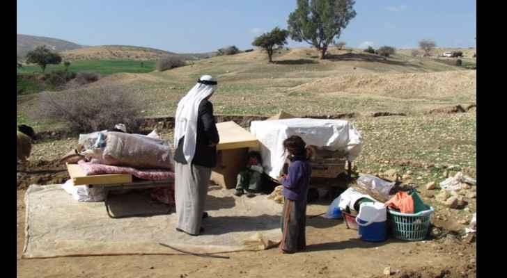 Tubas district, northern occupied West Bank (UN)