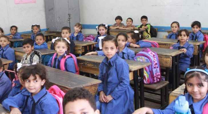 The school will cost 1 million JD to build. (Photographer Hassan Tamimi)