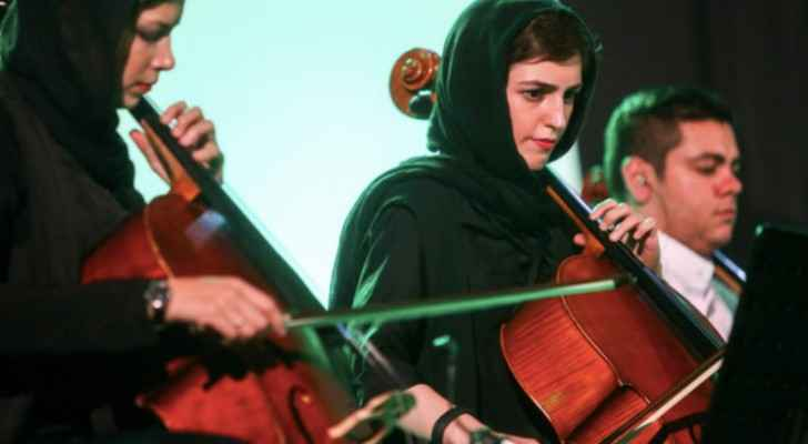 The University of Kashan said female musicians must be married.