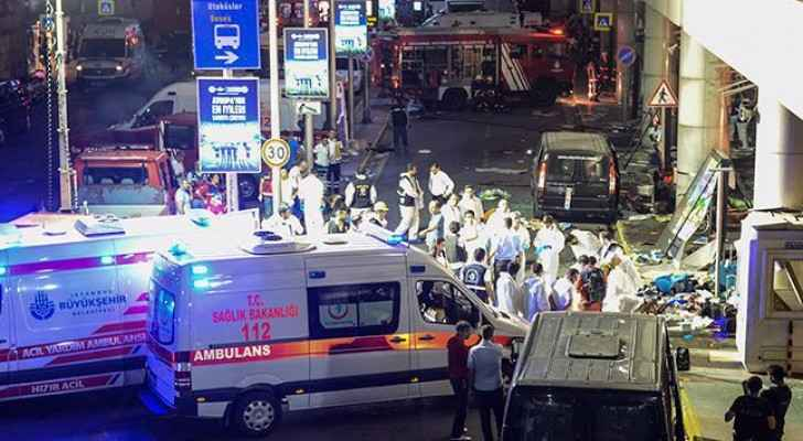 Georgia says ISIS suspect in Istanbul airport bombing  was killed