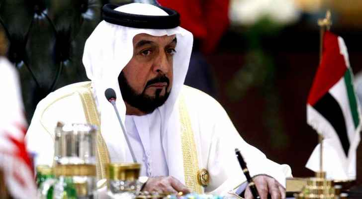 Sheikh Khalifa expressed his country's regret at the continuing crisis of the Palestinian people. (Arabian Business)