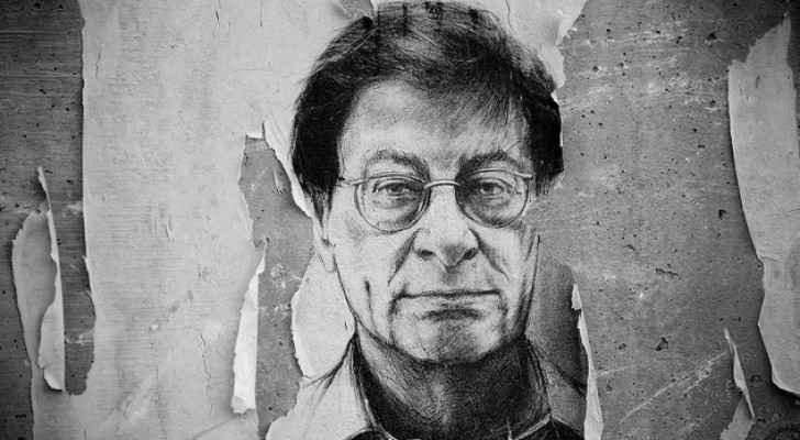 Mahomud Darwish, known as 'Poet of Resistance'...