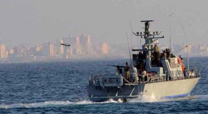 Israeli gunboats open fire on Gaza fishermen