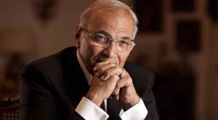 Ahmed Shafiq, former prime minister