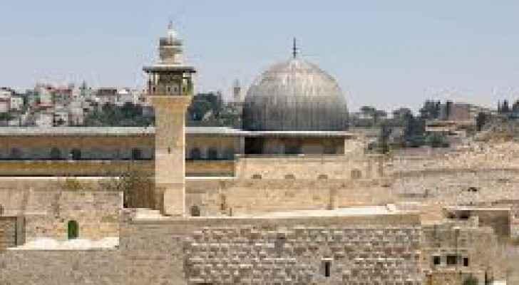 Al Aqsa mosque. (Wikimedia Commons)