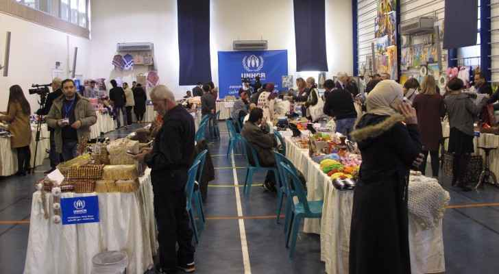 All proceeds from the bazaar will go directly to the vendors. (Roya)
