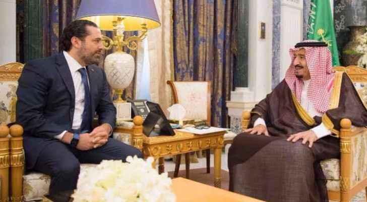 Hariri was in Saudi Arabia when he resigned. (Twitter)