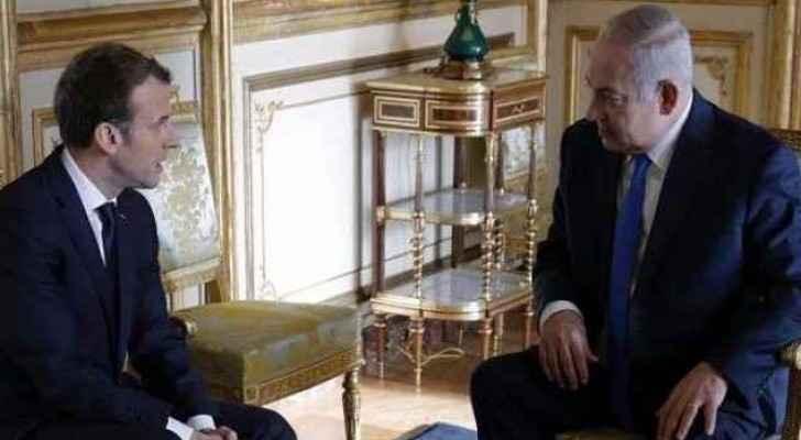 Macron rejects Trump's decision over Jerusalem