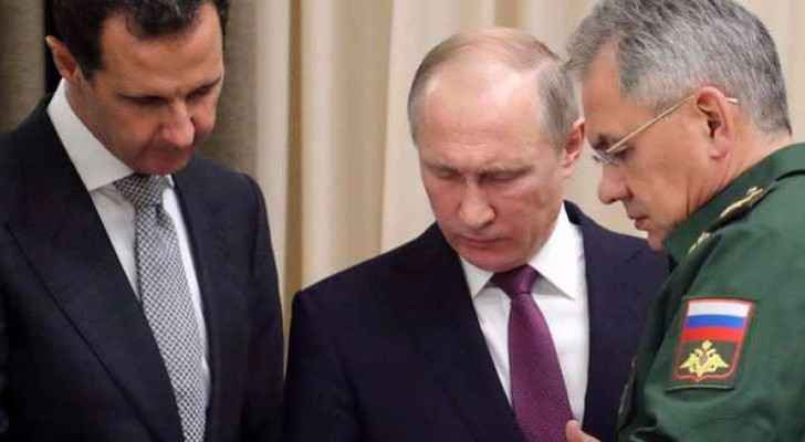 Putin orders withdrawal of Russian troops from Syria. (Roya Arabic - Archive)