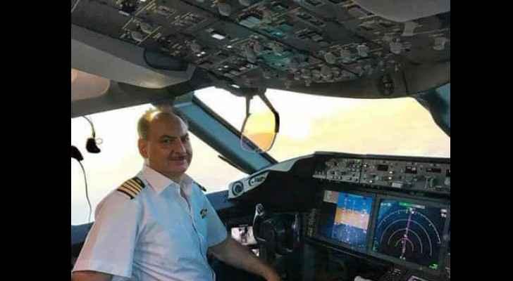 RJ Captain Yousef Dajeh. (Sawaleif)