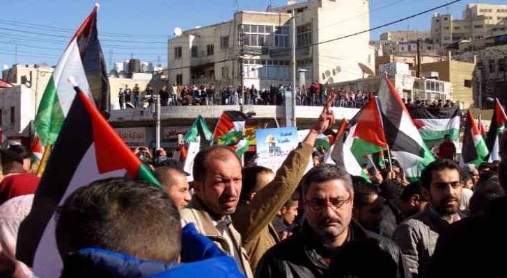 Jordanians are not backing down. (Roya)