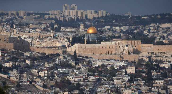 Trump announced earlier he will move US Embassy from Tel Aviv to Jerusalem.