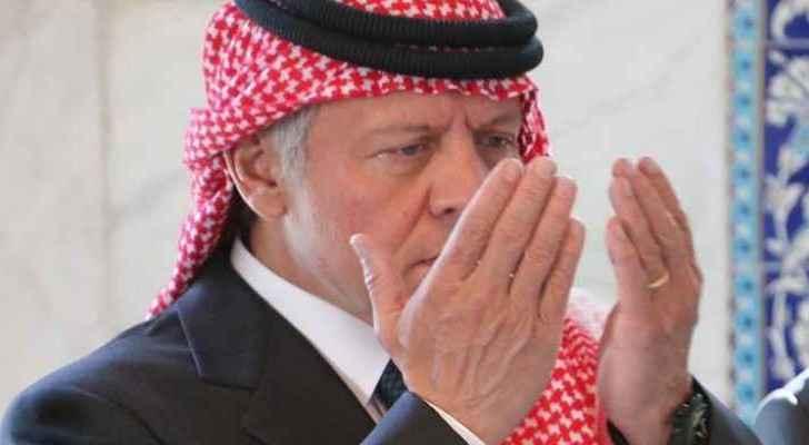 King Abdullah. (File photo)