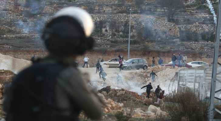 Israeli forces conducted raids throughout the West Bank.
