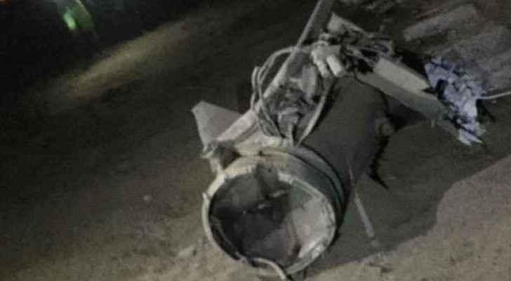 Houthi rebels fires ballastic missile toward Royadh. (Roya Arabic)