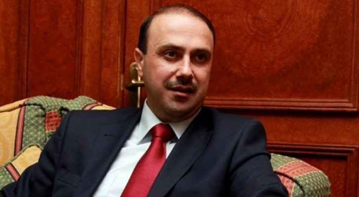 Minister of State for Media Affairs and Government Spokesperson, Mohammad Al-Momani. (Wikimedia Commons)