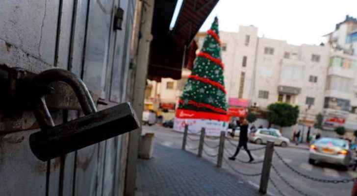 Bethlehem and Ramallah cities cancelled all Christmas festivities. (Archive)