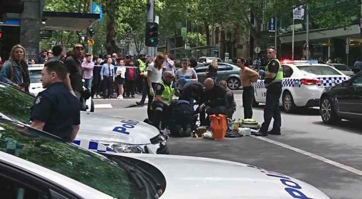 Melbourne Crash Was 'Deliberate,' according to the Police. (The Sun)