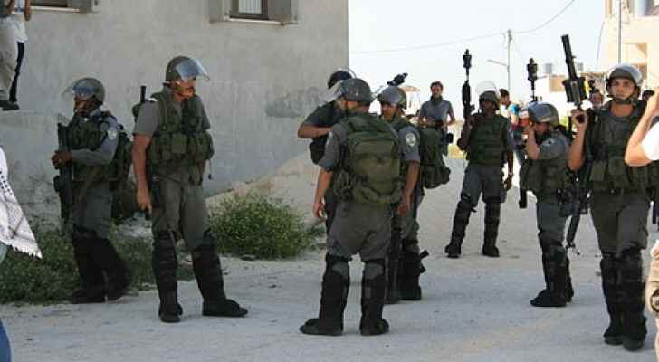 Israel have placed hundreds of Palestinians under administrative detention. (Wikimedia Commons)