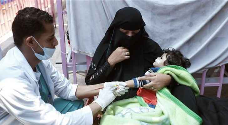 Cholera death toll rises to 471 in Yemen. (Photo: WHO)