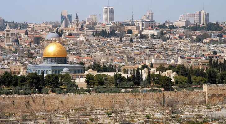 Trump's recognition of Jerusalem as the capital of Israel has been rejected. (Wikimedia Commons)