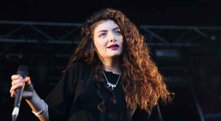 Lorde is scheduled to perform in Tel Aviv. (Wikimedia Commons)