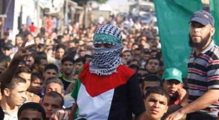 Hamas calls for demonstrations over Jerusalem