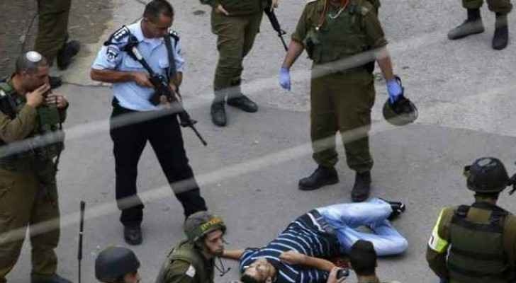 Palestinian human rights groups calls on the international community to stop the Israeli crimes