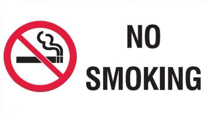 Smoking is not allowed in public places in Jordan including hospitals