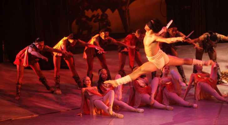 Cairo Opera fights sexual harassment with art