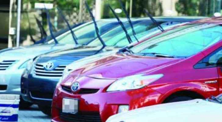 Hybrid cars entered to Jordan numbers increased. (Roya Arabic)