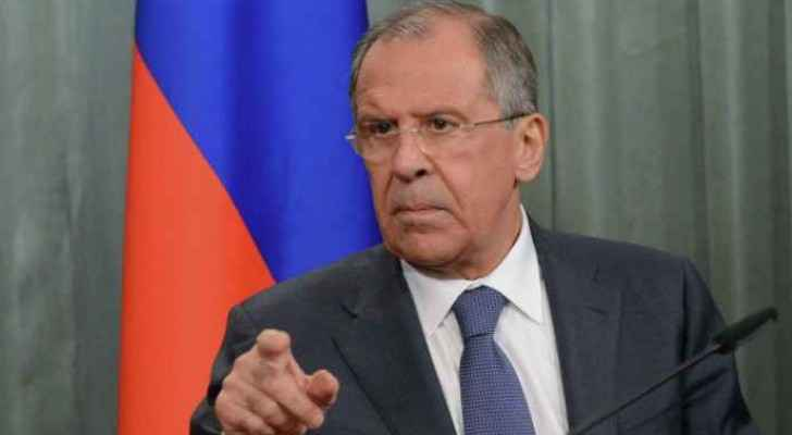 Russian Minister of Foreign Affairs Sergei Lavrov