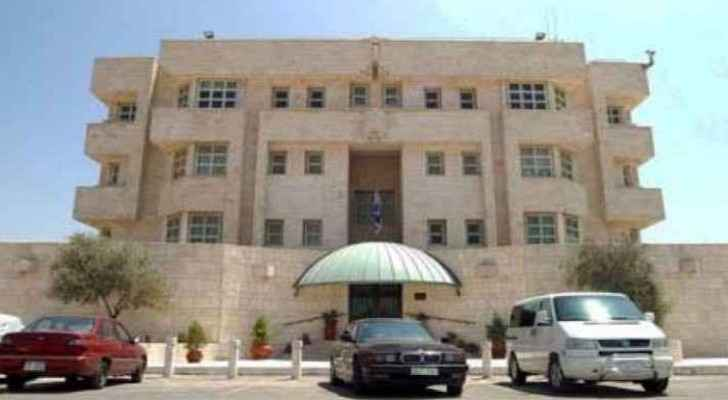 The Israeli embassy in Amman. (File photo)